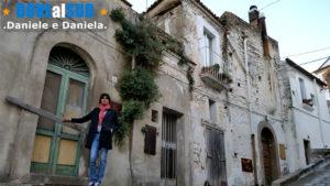 Case abbandonate Grottole paese vecchio