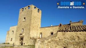 Castello di Grottole, leggenda del fantasma di Abufina