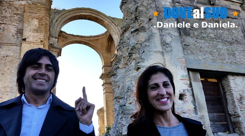 Centro storico di Grottole (Matera, Basilicata)