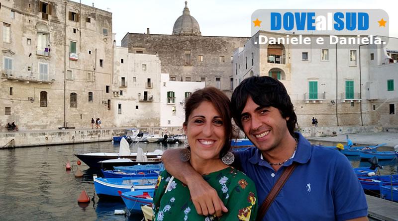Centro storico di Monopoli (Puglia)