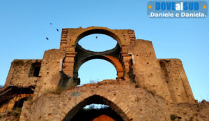 Chiesa Diruta di Grottole (Basilicata)