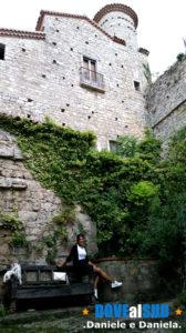 Scorci centro storico di San Fele