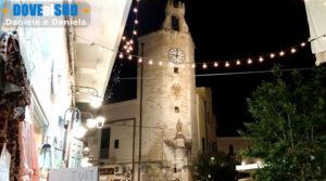 Torre Civica e Piazza Garibaldi Monopoli