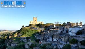 Vista Castello di Grottole