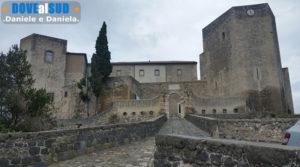 Castello di Melfi in Basilicata