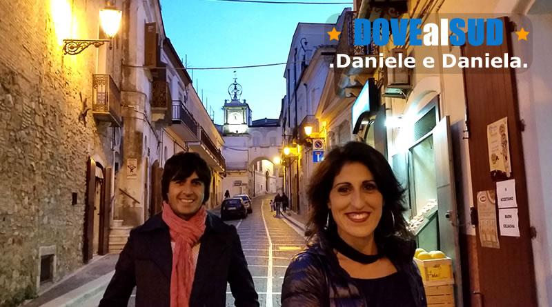 Centro storico di Ascoli Satriano (Foggia)