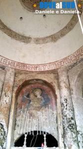 Chiesa rupestre Madonna delle Spinelle a Melfi