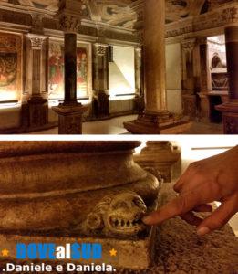 Cripta Cattedrale di Acerenza in Basilicata