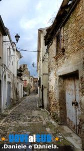 Genzano di Lucania centro storico