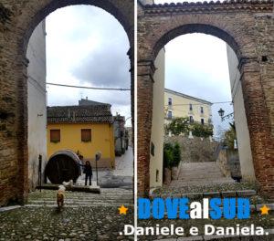 Porta di Mezzogiorno Genzano di Lucania
