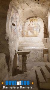 Chiesa rupestre di San Giuliano Matera