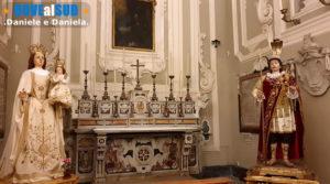 Statue Chiesa di San Francesco d'Assisi