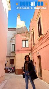 Vicoli centro storico di Montalbano Jonico