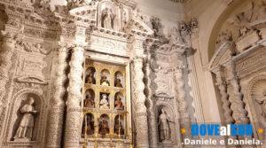 Altare Chiesa di Sant'Irene Lecce presso centro storico