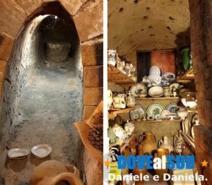 Ceramiche di Grottaglie forni di cottura
