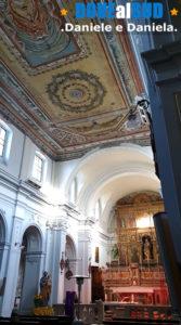 Chiesa Madre di Stigliano interno