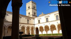 Chiostro Abbazia di San Michele Arcangelo