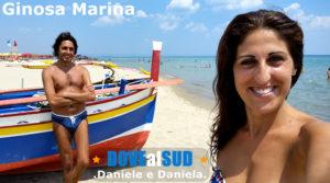 Ginosa Marina mare