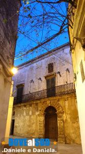 Palazzo Pignatelli centro storico di Grottaglie