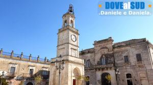 Piazza Orologio centro storico