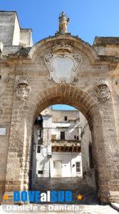 Porta degli Ebrei Oria