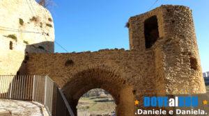 Porta e Torre della Rabata