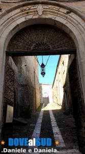 Portone ingresso Palazzo Ducale