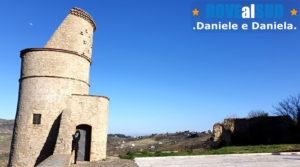 Torre Saracena quartiere arabo di Tricarico