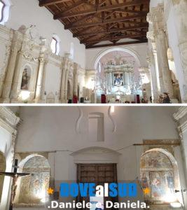 Affreschi Chiesa di San Domenico, Convento