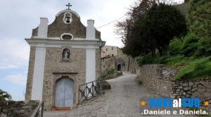 Cappella Madonna delle Virtù e Porta