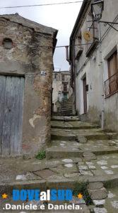 Centro storico di Valsinni, stradine
