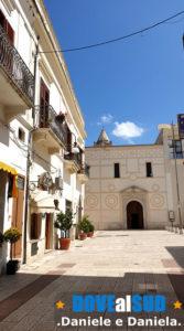 Chiesa di S. Antonio, Corso Margherita