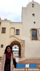 Cortile del Palazzo Baronale
