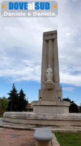 Monumento acquedotto Agri Riforma Fondiaria