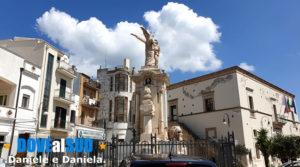Piazza dei Caduti Monumento e Palazzo Giannantonio