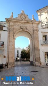 Porta di Santo Stefano o Arco di Sant'Antonio