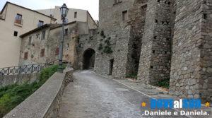 Porta San Giacomo accesso al centro storico