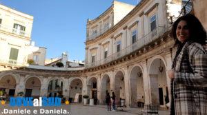 Portici Piazza Maria Immacolata