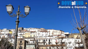 Rotondella centro storico