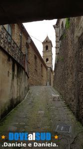Valsinni centro storico, scorcio