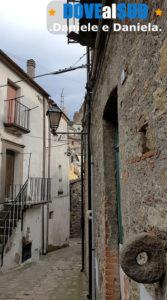 Viuzze centro storico Valsinni
