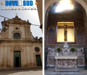 """Basilica Cattedrale e """"Cristo Nero"""""""