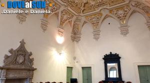 Castello Imperiali Sala del Camino