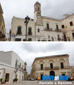 Centro storico di Copertino (Lecce)
