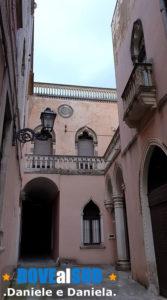 Centro storico di Galatone, palazzi antichi