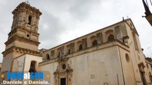 Chiesa della Madonna delle Nevi con Torre Campanaria