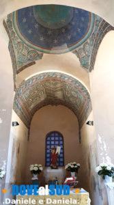 Chiesa di Casaranello con mosaici