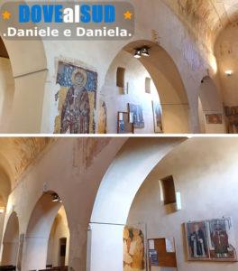 Chiesa di Santa Maria della Croce Casarano con affreschi