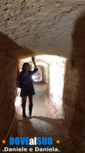 Leuca Piccola cunicolo nei sotterranei