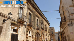 Palazzi antichi nel centro storico di Casarano